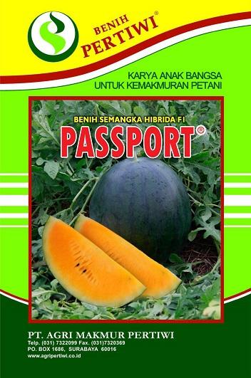 Semangka Passport