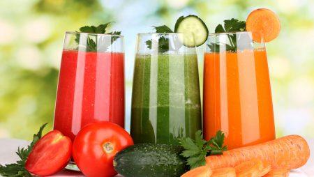 Membuat Aneka Jus Sayur & Buah Serderhana